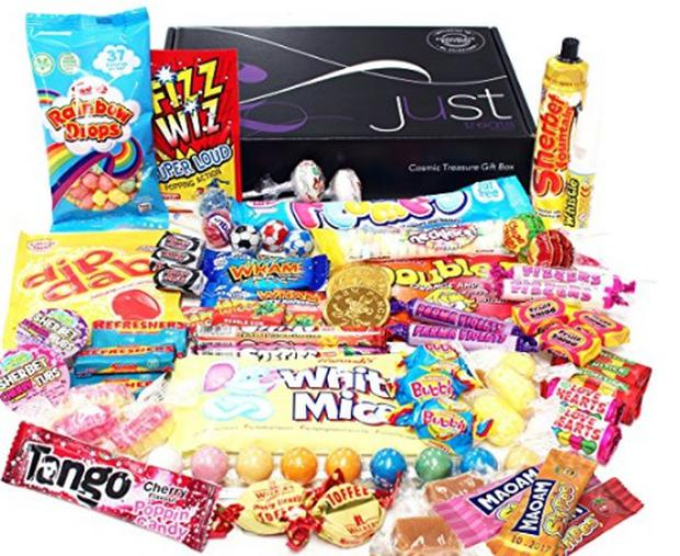 Retro Sweets Gift Box