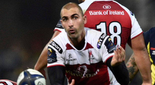 Forward thinking: Ruan Pienaar doesn't want to leave Ulster, but is trying to remain positive about his enforced exit and the challenges ahead. Photo: Getty Images
