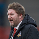 Shopping list: Niall Currie will make January additions. Photo: Peter Morrison/PressEye