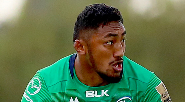 Moving on: Bundee Aki admitted he over-reacted