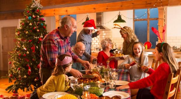 Christmas is a time to enjoy yourself, and that includes indulging in a feast of food