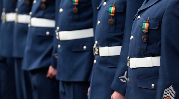 The Irish Defence Forces' extensive experience with United Nations peacekeeping missions has been singled out for praise by a Northern Ireland-born British military chief