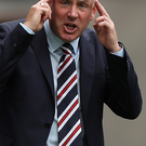 Ibrox focus: Mark Warburton