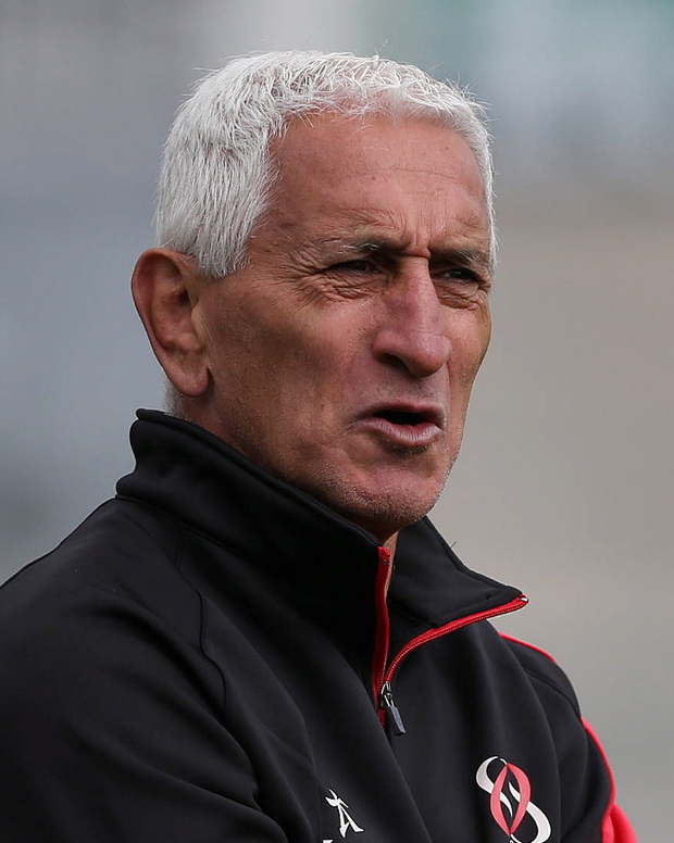 Absent: Ulster play their first game since the departure of Joe Barakat