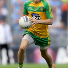 Familiar foe: Eoin McHugh is ready to cross swords with Donegal