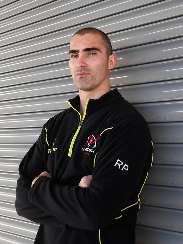 Countdown: Ruan Pienaar is determined to enjoy what time he has left in Ulster colours