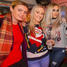 People out at Filthy McNasty's. Friday 16 December 2016. Picture by Liam McBurney/RAZORPIX