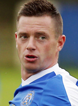 Treble charge: Paul Owens' Limavady are seeking a third straight Craig Memorial Cup win today