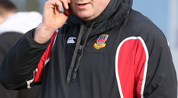 Big effort: Andy Graham wants Ballymena to bounce back in style