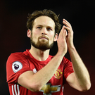 Applause: Daley Blind says United have reason to be confident about the future