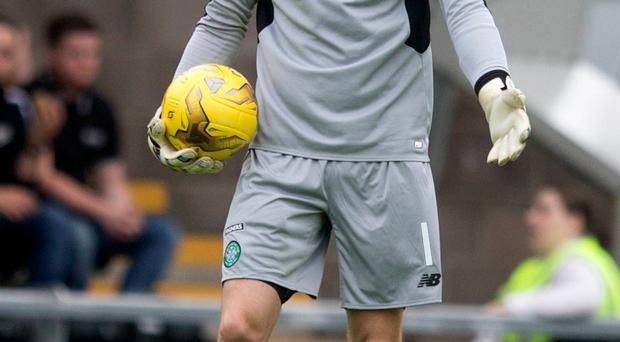 Reminder: Craig Gordon