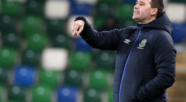 Mission impossible: David Healy says it is difficult to find new signings who have the mentality and determination to become a success at Linfield