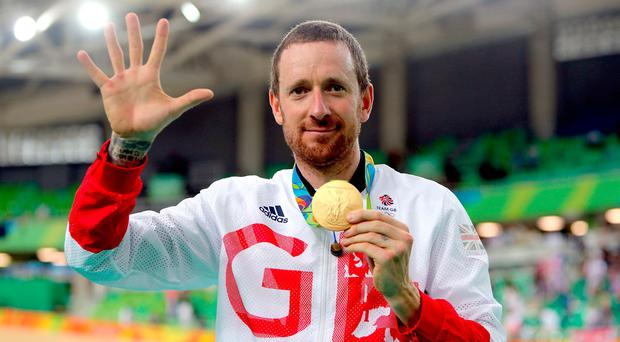 File photo dated 12-08-2016 of Great Britain's Sir Bradley Wiggins. David Davies/PA Wire