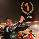 Ballyclare's Jonathan Rea is now a double World Superbike champion after back-to-back titles aboard his factory Kawasaki