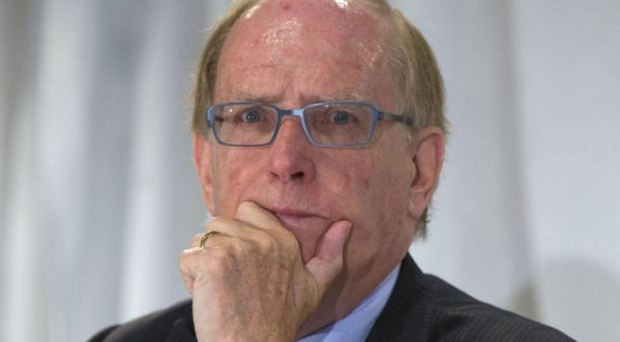 Serious allegations: Richard McLaren has released two reports