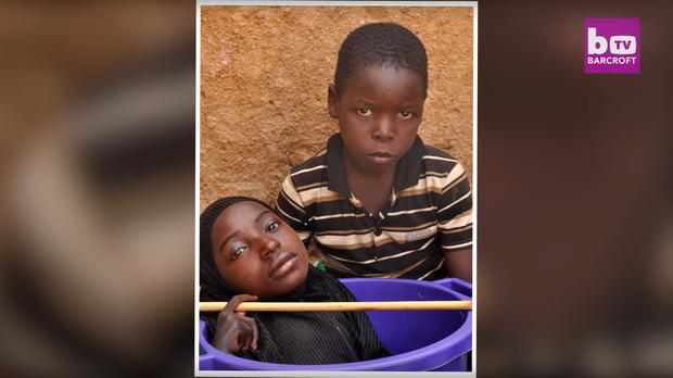 Nigerian teenager Rahma Haruna has died. Image: YouTube still/Barcroft TV