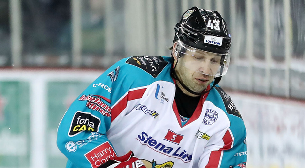 Recovery time: Derrick Walser said tiredness played a part in defeat. Photo: William Cherry/Presseye