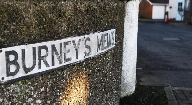 A gang of men armed with a gun and a knife forced their way into a house in Burneys mews in Newtownabby in the early hours of New Years Day. PICTURE MATT BOHILL PACEMAKER PRESS