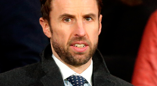 Big plans: Gareth Southgate wants more leaders on the pitch