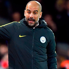 Response: Pep Guardiola wants City to bite back