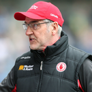 Mickey Harte says anthems and flags could be dropped in GAA