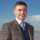 Aiming high: Carl Frampton in the US