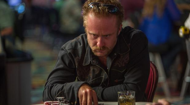 Money trouble: Ben Foster. Picture credit: PA Photo/StudioCanal