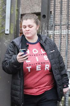 Robyn Barr has been jailed for stealing £3,000