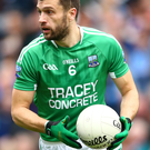 Fermanagh veteran Ryan McCluskey