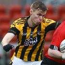 Big impact: Oisin O'Neill produced a man of the match performance