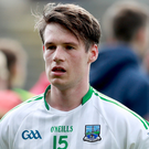 To the fore: Tomas Corrigan shone but couldn't save Fermanagh from a loss