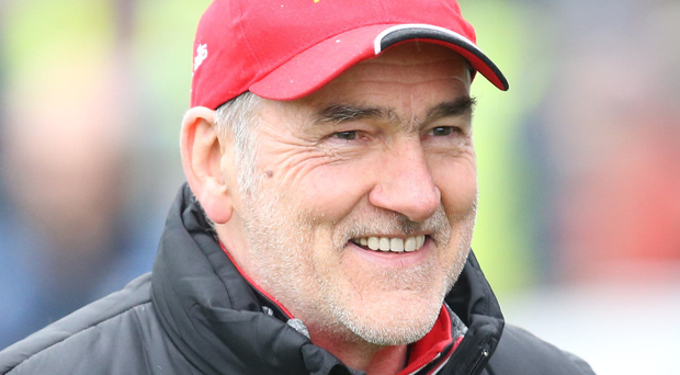 Make a mark: Tyrone's Mickey Harte is undecided about the new rule