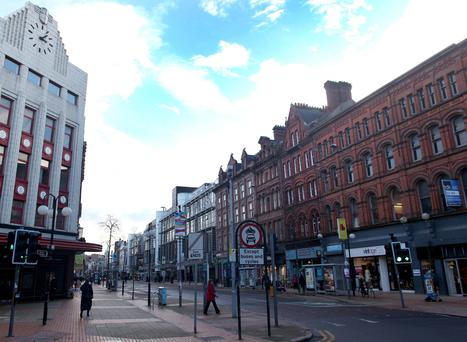 Property vacancy within Belfast city centre is at its lowest level for a considerable number of years
