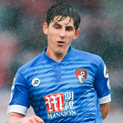 Big chance: Emerson Hyndman is relishing loan move to Ibrox