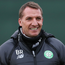 Class act: Brendan Rodgers has inspired Celtic