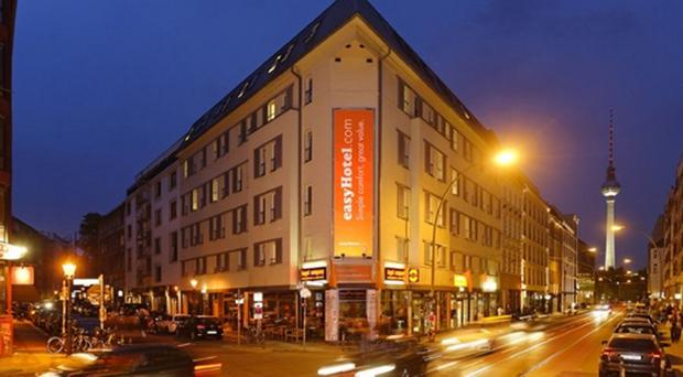 The easyHotel brand is coming to Belfast