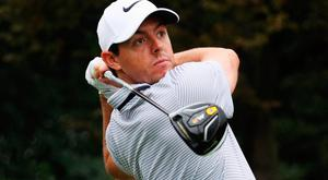 Rory McIlroy said he didn't get into golf to win Olympic gold