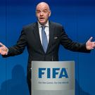 Change: Gianni Infantino will introduce a 48-team World Cup