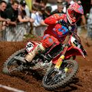 Title vision: Graeme Irwin wants the British MX1 title in 2017