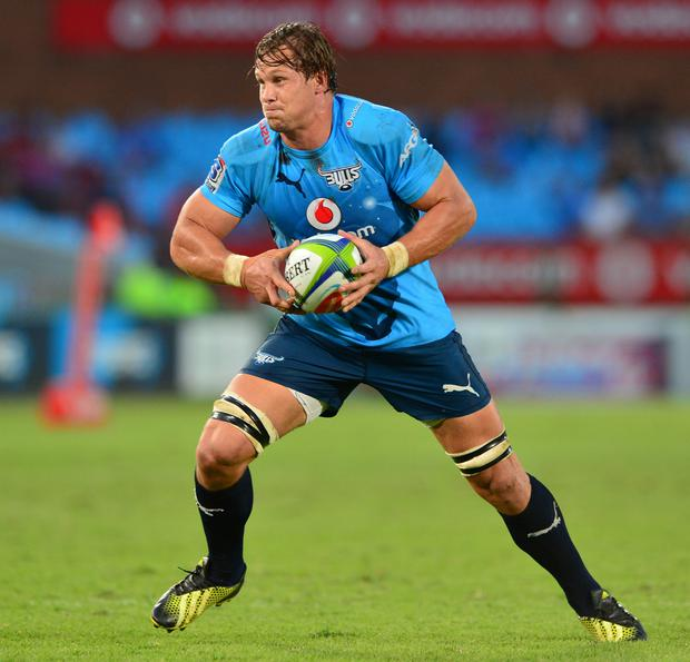Arno Botha is joining Ulster.