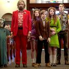 The cast of Captain Fantastic. Picture: PA Photo/Entertainment One