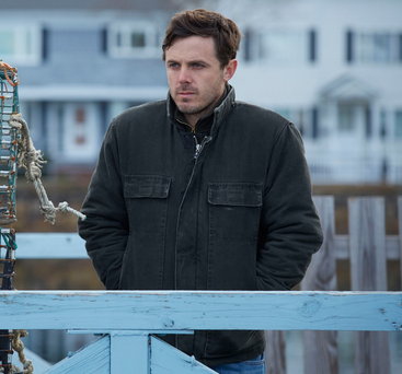 Casey Affleck as Lee Chandler. Picture: PA Photo/Studio Canal