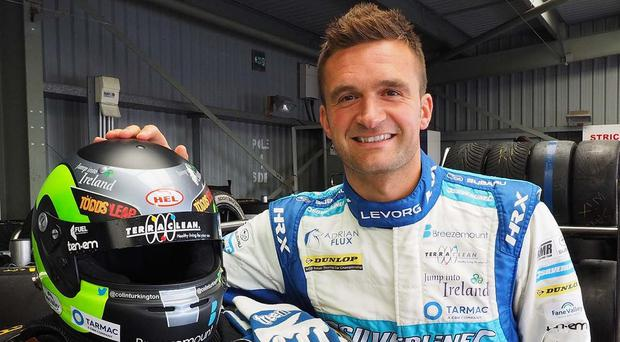 Out of the blue: Colin Turkington and Team BMR have parted ways