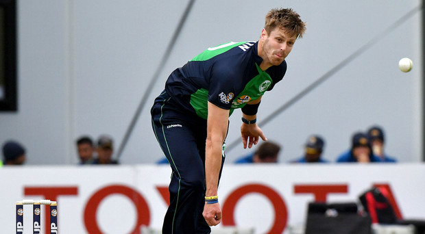 Moving forward: Boyd Rankin wants to do well in the Desert T20