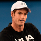 Good stuff: Andy Murray has been given a favourable draw