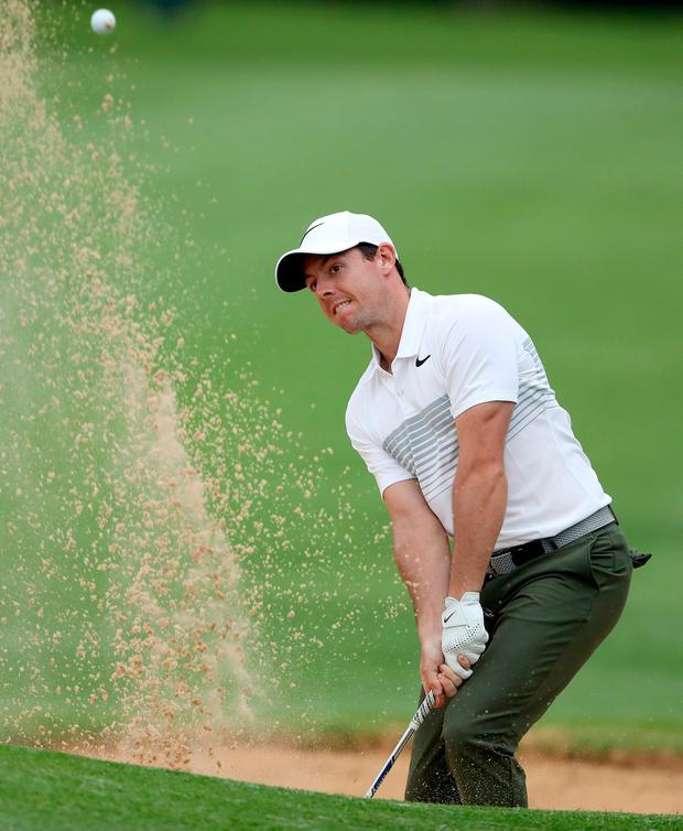 Bmwputer: Graeme Storm Shoots 63 To Hold Two-shot Lead At BMW SA