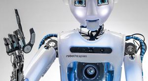 Robothespian will be making an appearance at the Dublin Tech Summit. The life-sized humanoid robot designed for human interaction is fully interactive, multilingual, and user-friendly