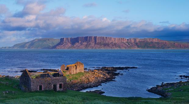 Rathlin Island is an island off the coast of County Antrim in Northern Ireland, and is the northernmost point of the region. Northern Ireland Tourist Board