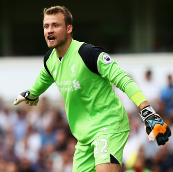 Speaking out: Goalkeeper Simon Mignolet says Liverpool are much better not relying on one or two individuals