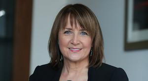 Ann McGregor, chief executive of the NI Chamber